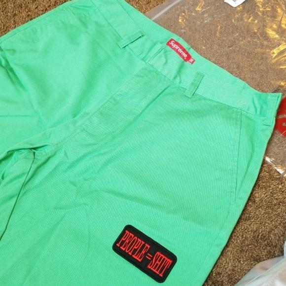 5609df0c95 Supreme Shorts | People Shit Size 36 | Poshmark